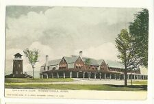 North Park Pavilion Grand Rapids GR MI Michigan  Postcard