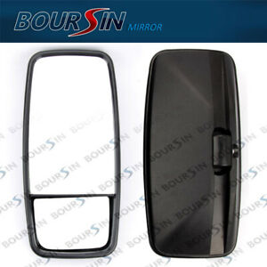 Side Door Mirror For HINO 145 165 238 258 268 338 4.7L 7.7L 2005-07 Driver Side