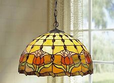 Deckenlampen & Kronleuchter im Tiffany-Stil aus Glas fürs Wohnzimmer