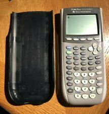 Texas Instruments TI-84 Plus Silver Edition Graphing Calculator - Silver/Black