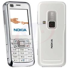 Nokia 6120c Original Classic Symbian OS Unlocked 3G GPS White Mobile Smart Phone