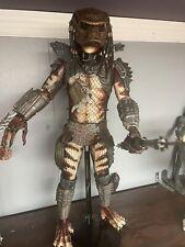 "NECA CITY HUNTER PREDATOR 2 1/4 Scale 18"" action figure With Mask"