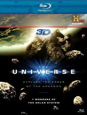 Universe: 7 Wonders of the Solar System [3D] (2011, Blu-ray NIEUW) BLU-RAY/WS/3D