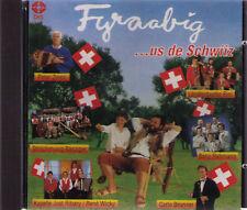 FYRAABIG   | ...us de Schwiiz   | CD-Album