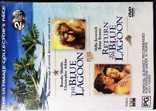 The Blue Lagoon / Return to the Blue Lagoon (Double Feature) (DVD Region 4) HTF