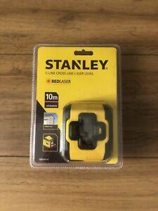 Stanley STHT77611-0 Cross Line Laser Level Redlaser