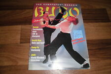 KARATE - BUDO JOURNAL  4/1991 -- dem Gegner keine Chance: WING TSUN / UECHI-RYU