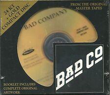 Bad Company Bad Co. 24 Karat Gold CD Audio Fidelity HDCD NEU OVP Sealed Rar OOP
