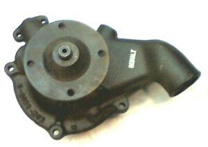 Rebuilt Water Pump fits Ford T-Bird Merc Edsel 272 292 312 with Power Surge Fan
