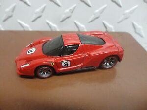 Loose Hot Wheels Speed Machines  Red Enzo Ferrari w/A6 Spoke Wheels