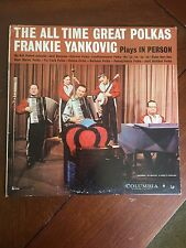 FRANKIE YANKOVIC Plays in Person AUTOGRAPHED DEMO W/PERSONAL LETTER!