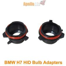 2pcs H7 HID Bulb Conversion Adapters for BMW E39 5 Series 1997-2003 #AT2