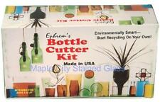 Stained Glass Ephrem's Bottle Cutter - Cuts wine/beer bottles easily  NEW