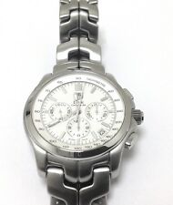 Mens Tag Heuer Stainless Steel Watch, CT511BBAO564, Automatic Chronograph Move