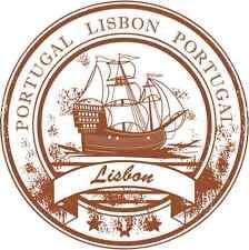 "Lisbon Portugal Travel Car Bumper Sticker Decal 5"" x 5"""