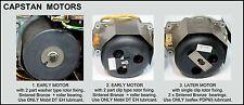 Revox Studer Capstan Motor Bellville Thrust Washers for A77 B77 PR99 A700 B67