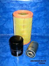 3 tlg. Filter Set Fiat Ducato (230)  2,5 TDI + 2,8 TDI  Bj 94-02