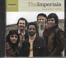 """THE IMPERIALS......""""CLASSIC HITS""""......""""GOSPEL LEGACY""""........OOP GOSPEL CD"""