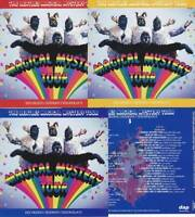 The Beatles Magical Mystery Tour Recording Sessions Chronology CD 6 Discs Set