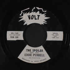 EDDIE PURRELL: The Spoiler / My Pride Won't Let Me 45 (dj) Soul