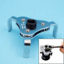 Use Well Car Two Way Oil Filter Wrench Tool Drive 3-Jaw Remover 55-108mm Tool