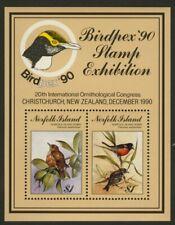 Norfolk Island 500 MNH Birds