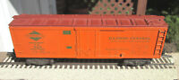 American Flyer #923 ...ILLINOIS CENTRAL REEFER CAR.... FOR YOUR LAYOUT!