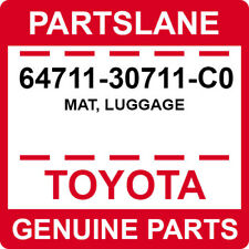 64711-30711-C0 Toyota OEM Genuine MAT, LUGGAGE