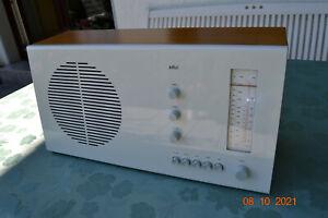 Braun Radio RT20 sehr guter Zustand