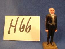 H66 VINTAGE 60's MARX PLASTIC 8th US PRESIDENT FIGURE VAN BUREN 1837-1841
