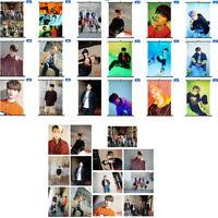 Kpop Stray Kids Fotoposter an der Wand Hängende Malerei Wohnkultur Mse