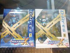 D-Arts Megaman X & X Full Armor Mega Man Rockman Bandai Tamashii Nations MIB USA