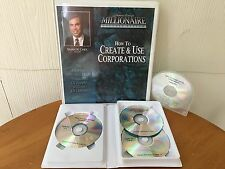 How To CREATE  & USE CORPORATIONS Course By Shawn Casey - MANUAL & 4 CD'S!