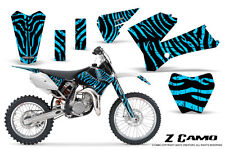 KTM SX85 SX105 2006-2012 GRAPHICS KIT CREATORX DECALS ZCAMO BLI