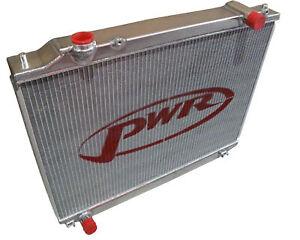 PWR6558 RADIATOR COURIER PD-PH 96-09 RANGER 06-11 PJ/PK MAZDA BRAVO/BT50 96-11