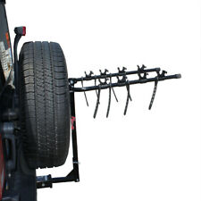 """4 Bikes Bicycle Rack Hitch Mount Carrier 2"""" Or 1-1/4"""" Hitch Receiver Truck SUVs"""