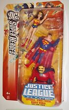 JUSTICE LEAGUE Unlimited ETRIGAN DEMON SUPERMAN WONDER WOMAN 3 pack dc universe