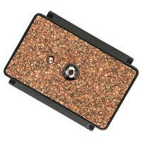 Velbon QB-5RL Quick Release Camera Plate for CX-586 C-500 DV-6000 Panhead PH-358