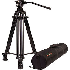 Ikan EG03A2 E-Image Two Stage Aluminum Tripod Legs with GH03 Head
