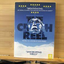 NEW The Crash Reel (DVD, 2014) Shaun White Kevin Pearce Extreme Sports Olympics
