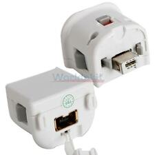 2X White Motion Plus MotionPlus Adapter for Nintendo Wii Game Console System USA
