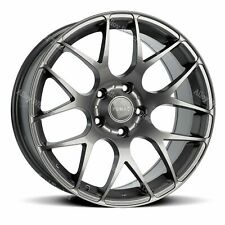 "Alloy Wheels 19"" Radium For BMW 8 Series E31 Grey"