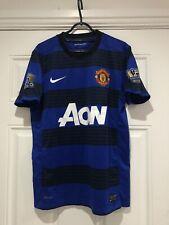 2012-13 Manchester United Third Shirt - Medium -*Ronaldo JR 7 On Back*