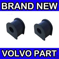 Volvo S40, V40 (-04) Rear Anti Roll Bar Mounting Bushes (13mm) (Pair / x2)