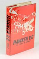Lanoe Hawker VC Biography Of Fighter Pilot Ace Shot Down By The Red Baron Hc Dj