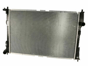 Radiator For 11-19 Ford Explorer 3.5L V6 Naturally Aspirated FWD BP17C8