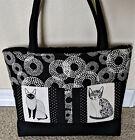 Kitty+Cat+Patchwork+Handbag+Kit+-+Shopping+Tote+Bag+with+Moda+Catnip+Fabric