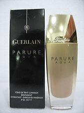 Guerlain Parure Aqua # 23 Dore Naturel Radiant feel good Foundation SPF 20-PA+++