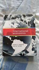 International Economics, Feenstra, Taylor, 3rd edition