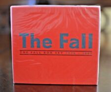 The Fall Box Set 1976 - 2007 by The Fall (5CD) BRAND NEW